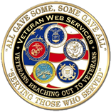 Click to visit Veteran Web Services
